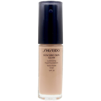 Bellezza Donna Fondotinta & primer Shiseido Synchro Skin Glow Luminizing Fluid Foundation n4 30 ml