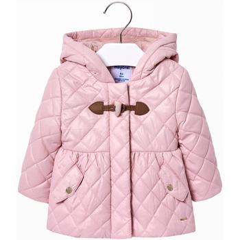 Abbigliamento Bambina Giubbotti Mayoral ATRMPN-17708 Rosa