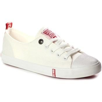 Scarpe Donna Sneakers basse Big Star FF274087 Crema