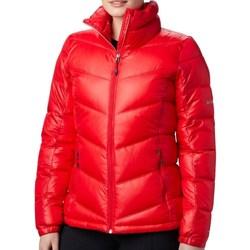 Abbigliamento Donna Piumini Columbia Pike Lake Rosso