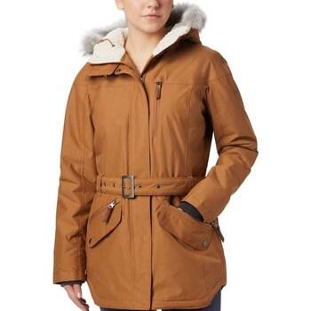 Abbigliamento Donna Parka Columbia Carson Pass II Miele