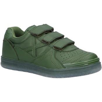 Scarpe Bambino Sneakers basse Munich 1515958 G-3 MONOCHROME Verde