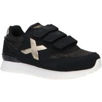 Scarpe Bambino Sneakers basse Munich 1695033 DASH KID VCO Negro