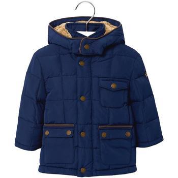 Abbigliamento Unisex bambino Giubbotti Mayoral ATRMPN-17745 Blu