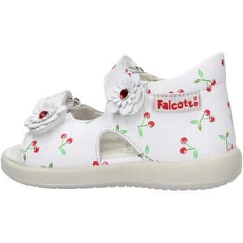 Scarpe Bambino Scarpe acquatiche Falcotto - Sandalo bianco SHAMAL-0N01 BIANCO