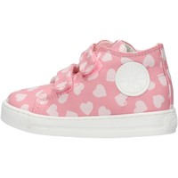 Scarpe Bambino Sneakers Falcotto - Polacchino rosa MICHAEL-1M08 ROSA