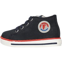 Scarpe Bambino Sneakers Falcotto - Polacchino blu MAGIC-0C01 BLU