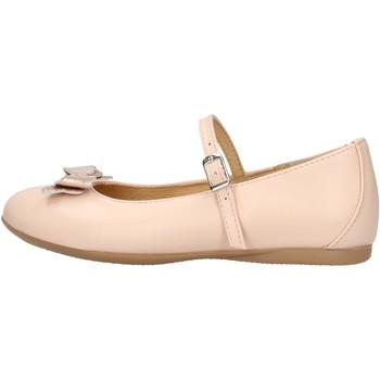 Scarpe Bambino Sneakers Platis - Ballerina rosa P2079-1 ROSA