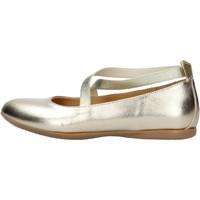 Scarpe Bambino Sneakers Platis - Ballerina oro P2080-3 ORO
