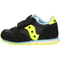 Scarpe Bambino Sneakers Saucony - Baby jazz hl nero SL262951 NERO