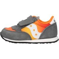 Scarpe Bambino Sneakers Saucony - Baby jazz hl arancione SL263102 GIALLO