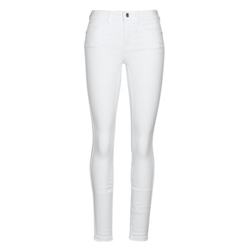 Abbigliamento Donna Jeans slim Vero Moda VMSEVEN Bianco