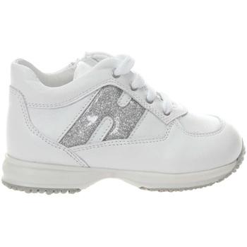 Scarpe Bambina Sneakers basse Hogan HXT0920O240NM4 0351-UNICA - In  Bianco