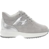 Scarpe Bambina Sneakers basse Hogan HXC00N0O241HDU 01VJ-UNICA - In  Grigio