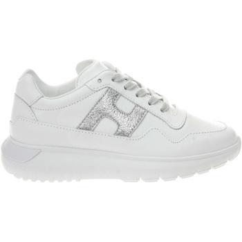 Scarpe Bambina Sneakers basse Hogan HXC3710AP30MA6 0351-UNICA - In  Bianco