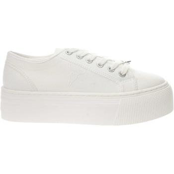 Scarpe Donna Sneakers Windsor Smith WSPRUBT-WTH-UNICA - Sneaker Ru  Bianco