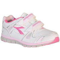 Scarpe Bambina Sneakers basse Diadora ATRMPN-17783 Bianco