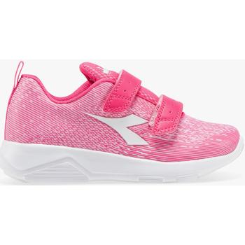 Scarpe Bambina Sneakers basse Diadora ATRMPN-17785 Rosa