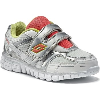 Scarpe Bambina Sneakers basse Lotto ATRMPN-17789 Bianco