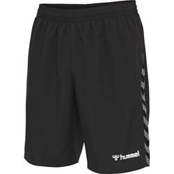 Abbigliamento Uomo Shorts / Bermuda Hummel Short  Authentic Training noir/blanc