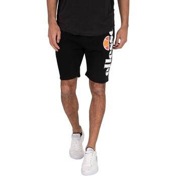 Abbigliamento Uomo Shorts / Bermuda Ellesse Pantaloni corti in pile Bossini nero