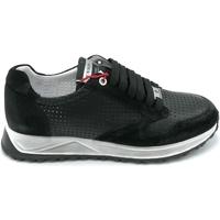 Scarpe Uomo Sneakers Exton 751 Nero