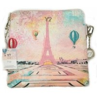 Borse Donna Borse a mano Y Not? Borsa  Parigi pink Pop 402SO in saldo Altri