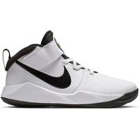Scarpe Bambino Pallacanestro Nike TEAM HUSTLE D 9 (PS) AQ4225 100 Bianco
