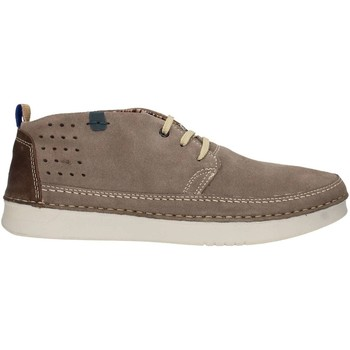 Scarpe Uomo Sneakers alte Zen ATRMPN-17855 Beige