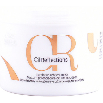 Bellezza Maschere &Balsamo Wella Or Oil Reflections Luminous Reboost Mask  500 ml