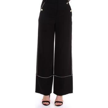 Abbigliamento Donna Pantaloni morbidi / Pantaloni alla zuava Pennyblack 21310620 Nero