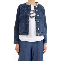 Abbigliamento Donna Giacche in jeans Pennyblack 30415020 Blu