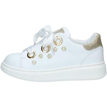 Scarpe Bambina Sneakers basse Sa.ba. O13 BIANCO GOLD