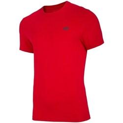 Abbigliamento Uomo T-shirt maniche corte 4F TSM003 Rosso