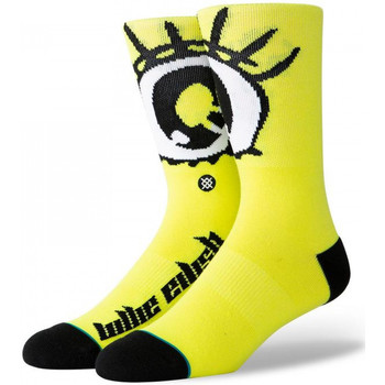 Accessori Uomo Calzini Stance Anime eyes Giallo