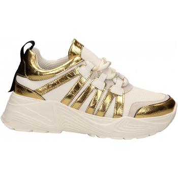 Scarpe Donna Sneakers basse Tosca Blu ORTENSIA 00o-bianco-oro
