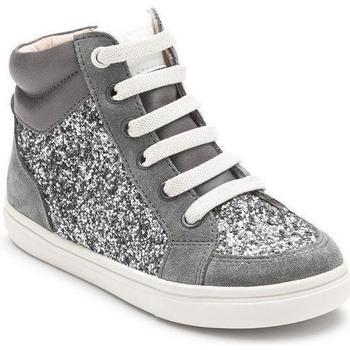Scarpe Bambina Sneakers alte Mayoral ATRMPN-17885 Grigio