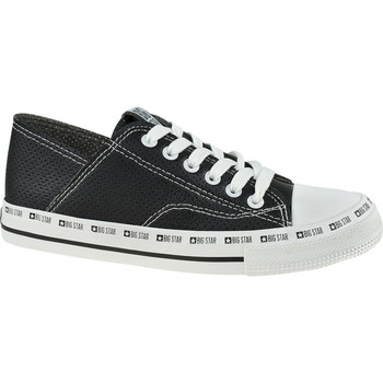 Scarpe Donna Sneakers Big Star Shoes Noir