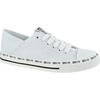 Scarpe Donna Sneakers Big Star Shoes Blanc