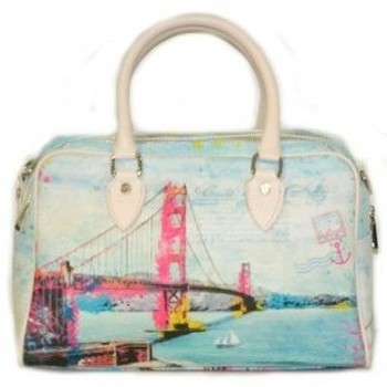 Borse Donna Borse a mano Y Not? Borsa  San Francisco Pop 411 SO in saldo Altri