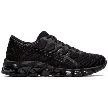 Scarpe Unisex bambino Sneakers basse Asics Baskets enfant  Gel-Quantum 360 5 noir/noir