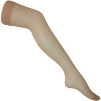 Biancheria Intima Donna Collants e calze Silky  Nudo
