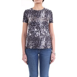 Abbigliamento Donna T-shirt maniche corte Freddy F9WALT2 Grigio