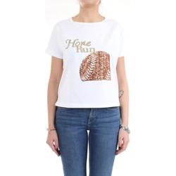 Abbigliamento Donna T-shirt maniche corte Pennyblack 29710220 Bianco