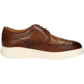 Scarpe Uomo Sneakers basse Campanile BROGUE MARRONE