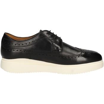 Scarpe Uomo Sneakers basse Campanile BROGUE NERO