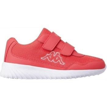 Scarpe Unisex bambino Sneakers basse Kappa Cracker II K Rosso