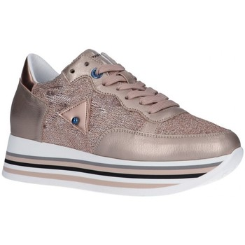 Scarpe Donna Sneakers basse Ed Parrish BVLD-VO20 Sneaker  Donna Rosa antico Rosa antico