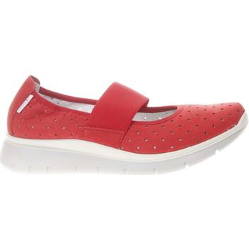 Scarpe Donna Ballerine Enval 5258344-UNICA - Ballerina con  Rosso