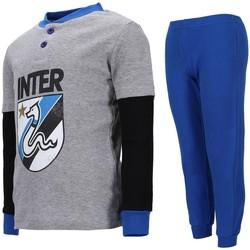 Abbigliamento Bambino Pigiami / camicie da notte Inter Pigiama Multicolore
